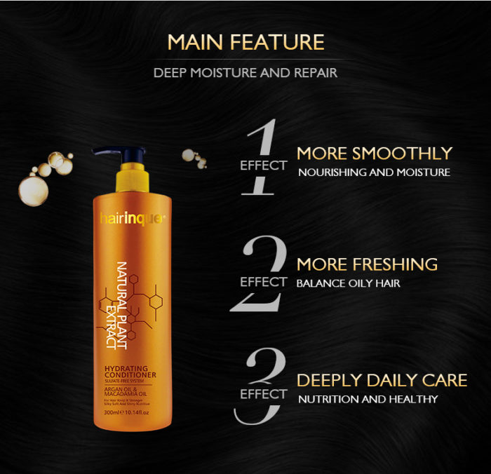 Sulfate-Free Hair Care Set