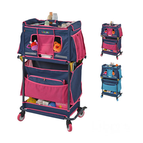 Baby Care Storage Cart