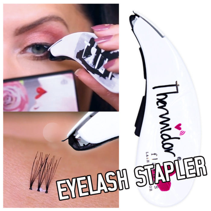 False Eyelash Stapler