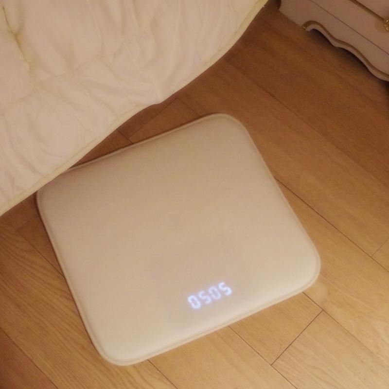 Pressure-Sensitive Alarm Clock Mat