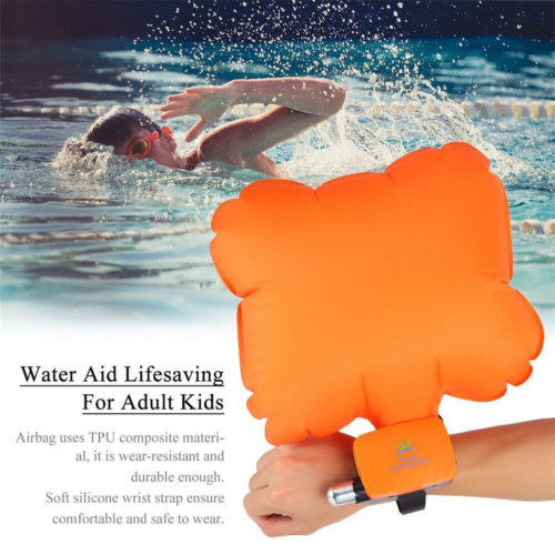 Anti-Drowning Water Bracelet