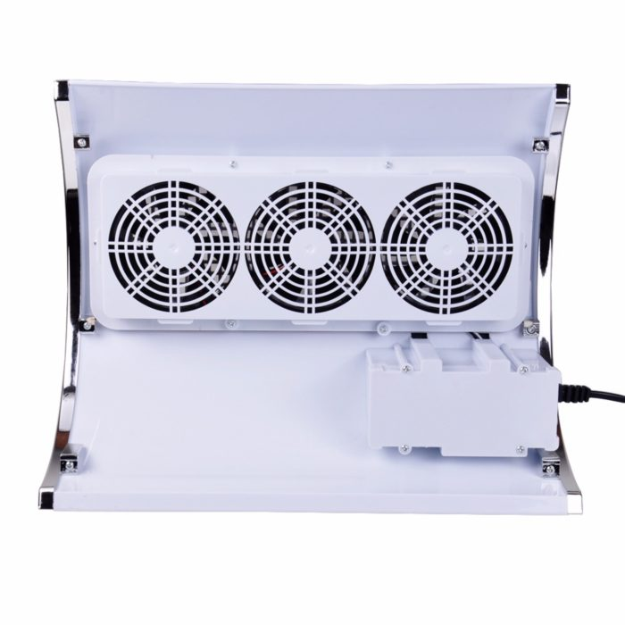 3 Fans Nail Dust Collector Vacuum - Life Changing Products