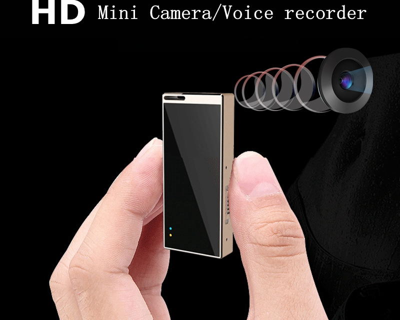 Image result for Mini Camera Video And Voice Spy Recorder