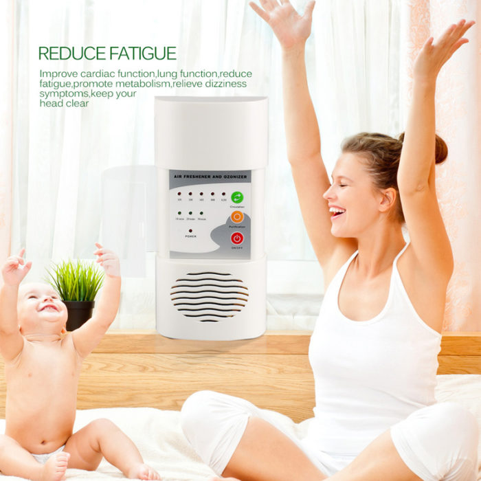 Wall Mounted Ozone Air Purifier