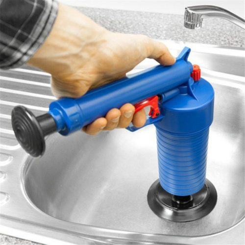 Air Drain Blaster Universal Clog Remover