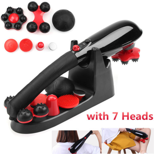 Percussion Massager Handheld Cordless Roller