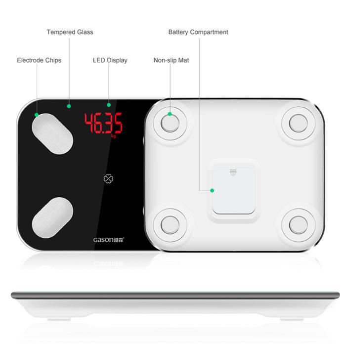 Digital Weight Smart Scale Machine