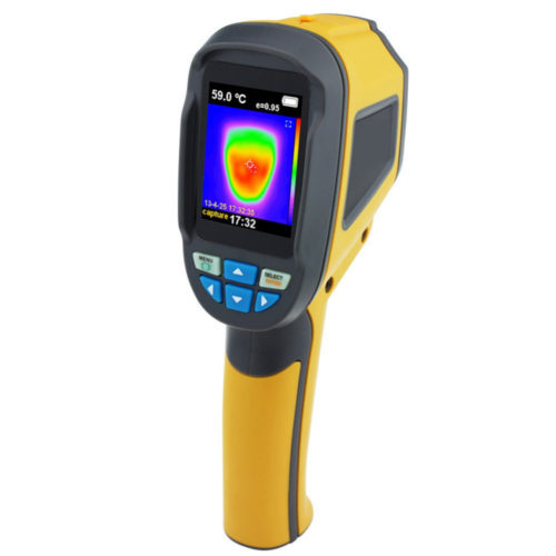 Handheld Thermal Imaging Camera Device