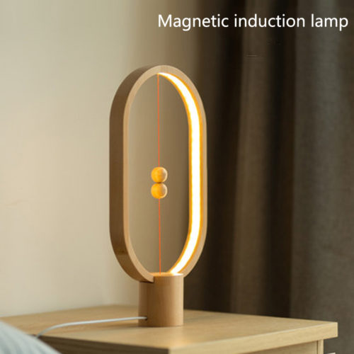 Touch Lamp Magnetic Suspension Switch