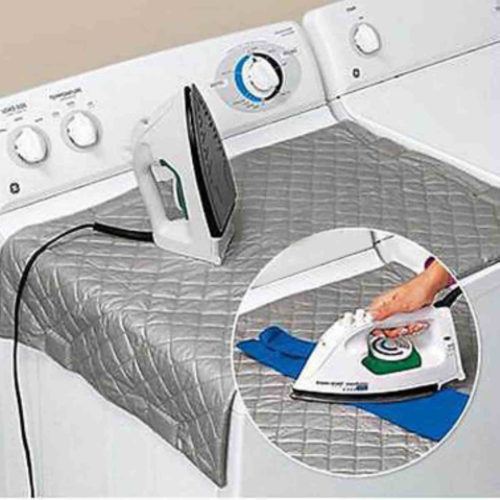 Magnetic Ironing Mat Laundry Pad