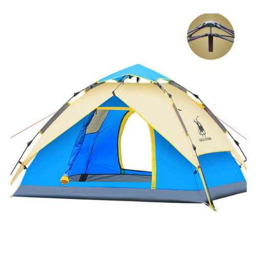 Waterproof Camping Tent Pop Up Shelter