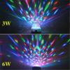 RGB LED Disco Ball Light Bulb