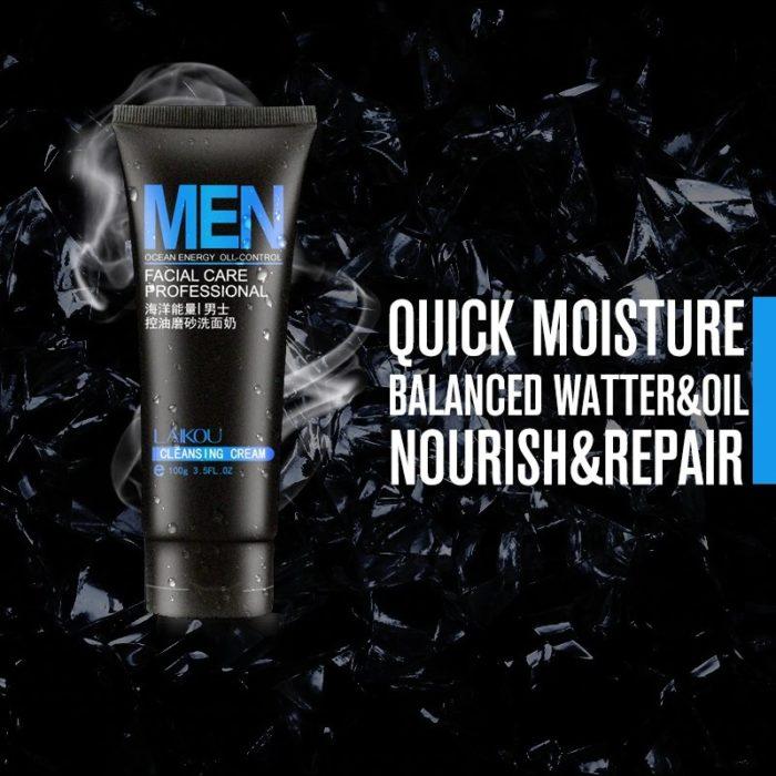 Energizing Skin Care Set for Men
