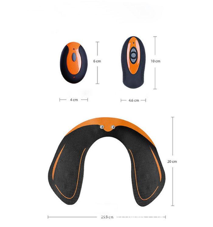 Wireless EMS Hip Trainer