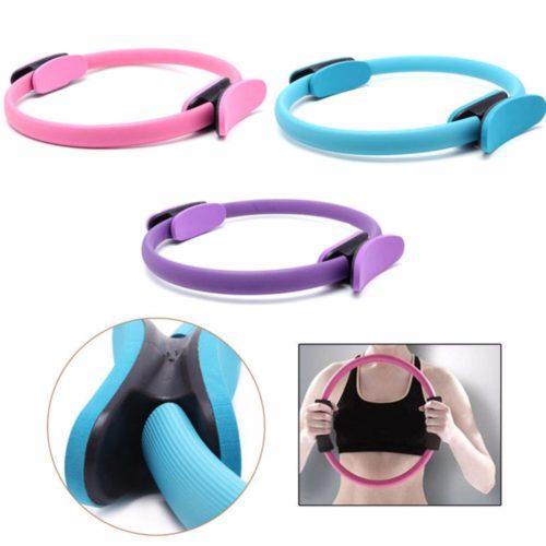 Dual-Grip Pilates Ring