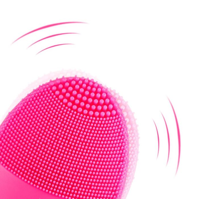 Electric Face Brush Skin Cleansing Device