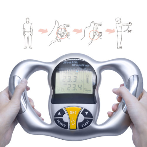 Handheld Body Fat Scale Analyzer