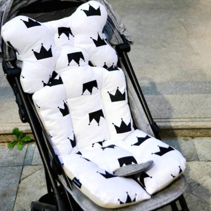Printed Pram Liners Stroller Pads
