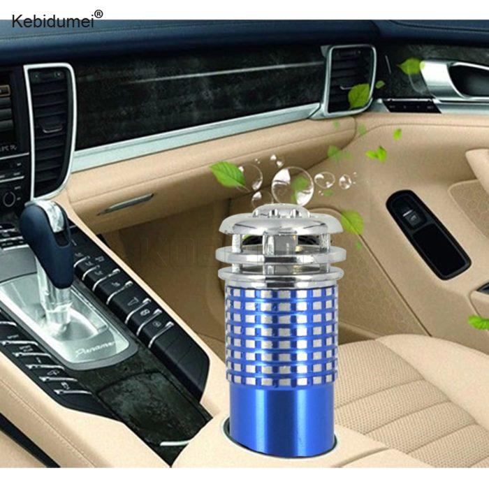 Car Air Purifier Freshener DC12V Port