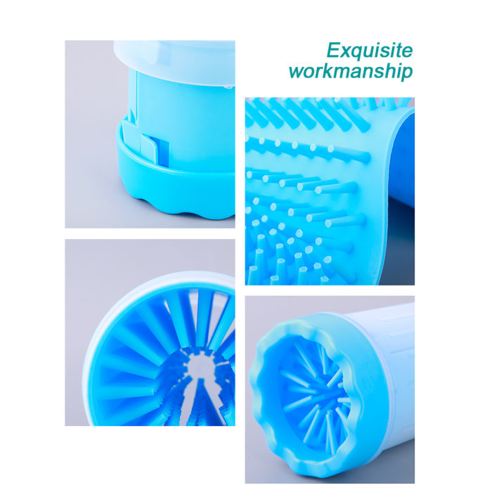 Pet Paw Wash Cleaning Tool Cup