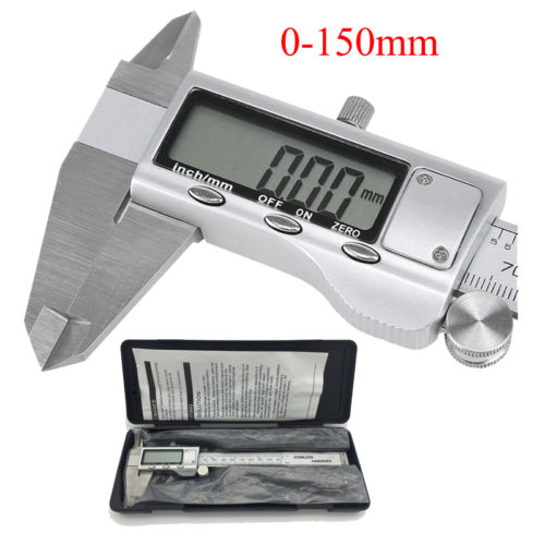 Digital Caliper Electronic Measuring Tool