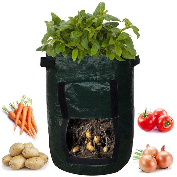 Farming Grow Bags Garden Planting