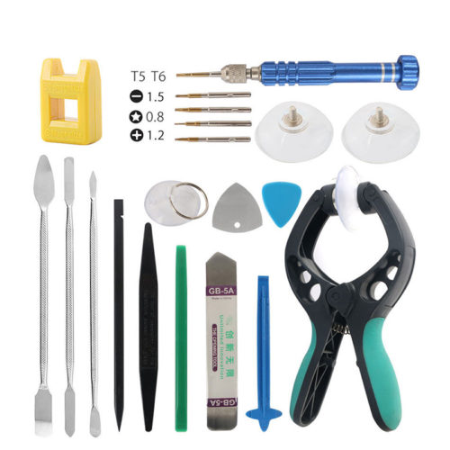20-in-1 DIY Mobile Repair Tools Kit