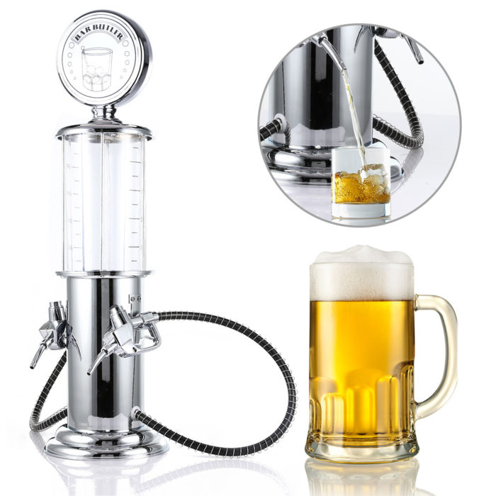 Cocktail and Beer Tower Tap Dispenser
