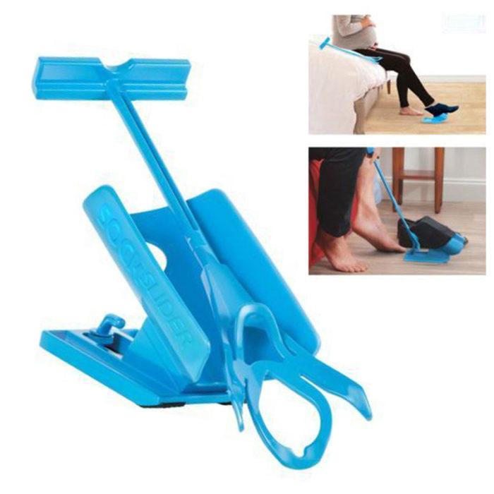 Easy Slip Sock Slider No Bending Aid
