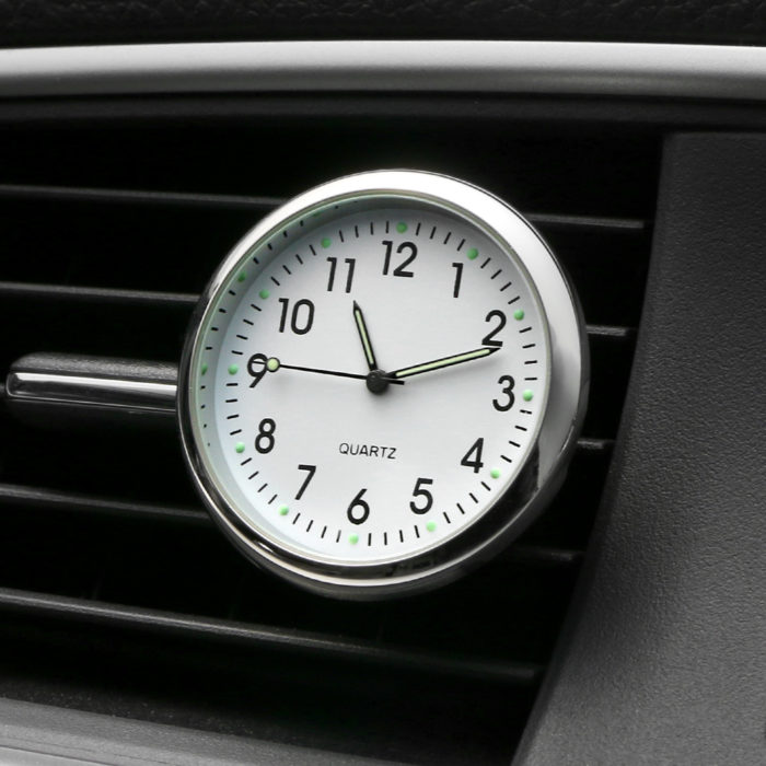 Car Clock Vent Clip Air Freshener