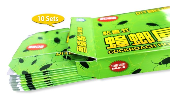 Cockroach Killer Centipede Ant Spider Trap