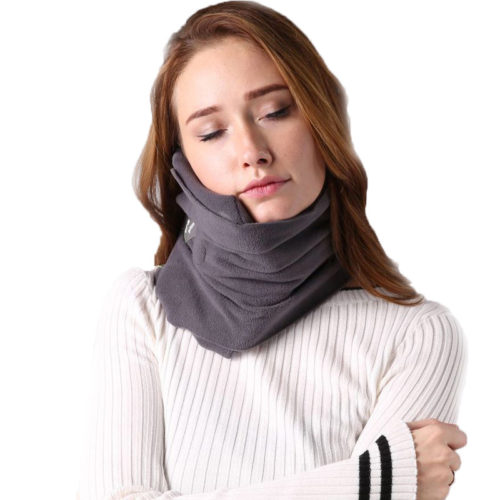Scarf Travel Neck Pillow Support