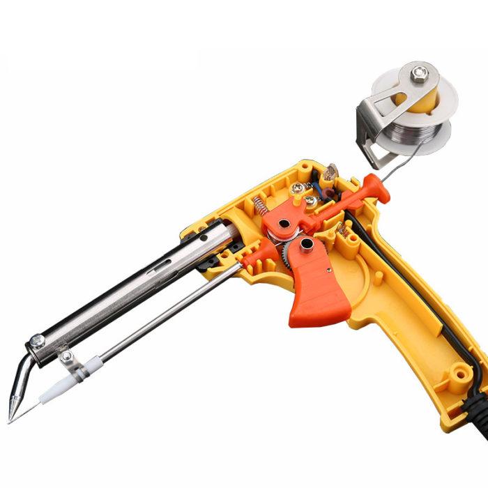 220V Iron Soldering Gun Tin Welding Tool