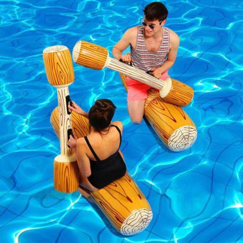 4pcs Pool Toys Inflatable Float Game