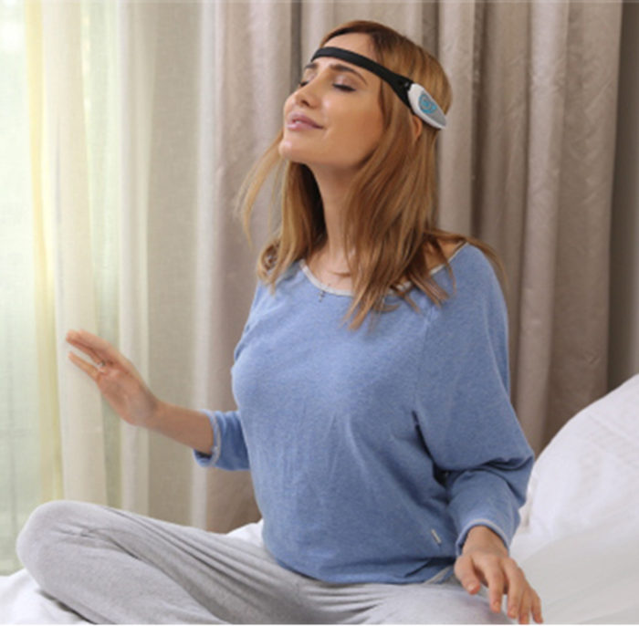 Muse Headband Smart Meditation Brain Sensor