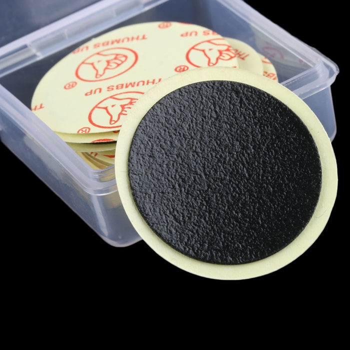 10pcs Bicycle Tire Patches Quick Drying Repair