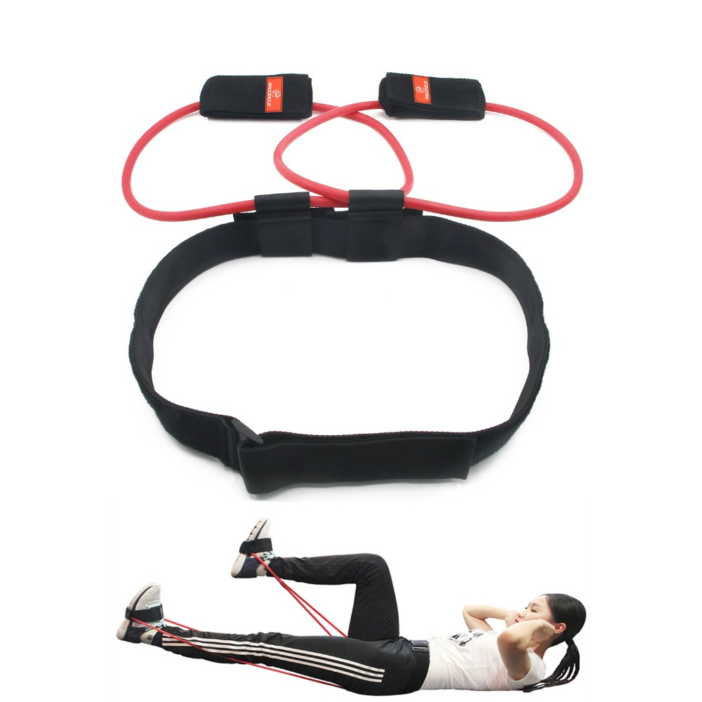 Image result for Stretch Exercise Bands Butt Fitness Resistance