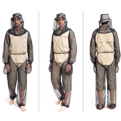 Mosquito Suit Outdoor Insect Repellent Clothing