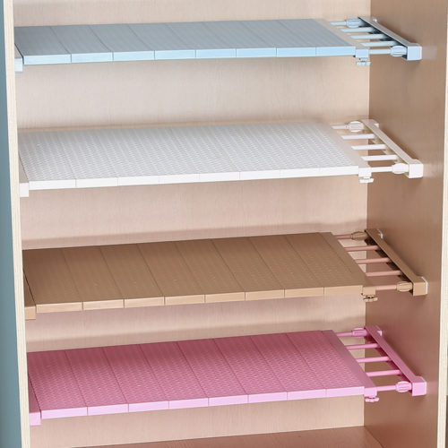 Adjustable Closet Racks Divider Shelf