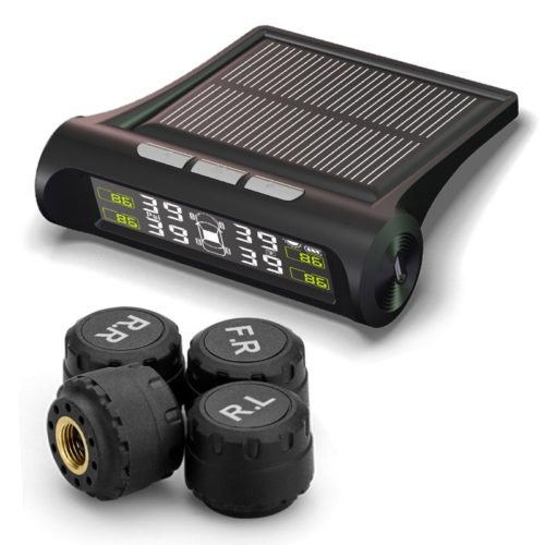 Tire Pressure Sensor Monitoring System