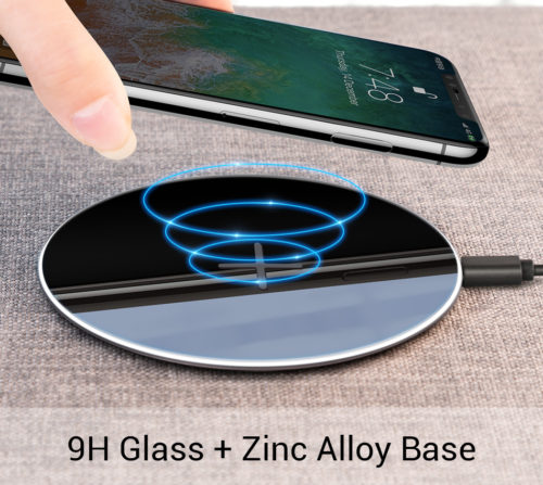 Slim Smartphone Wireless Charging Pad -