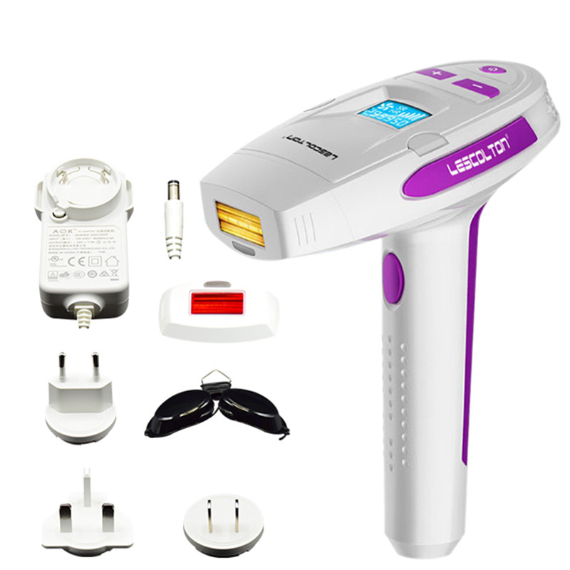 Permanent Laser Hair Removal Machine - Life Changing Products