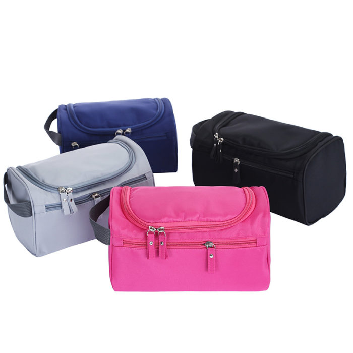 Cosmetic Bag Hanging Makeup Pouch