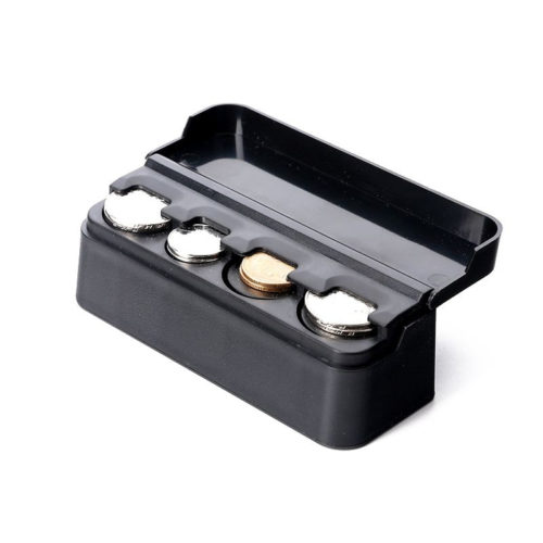 Car Dash Coin Sorter Money Container
