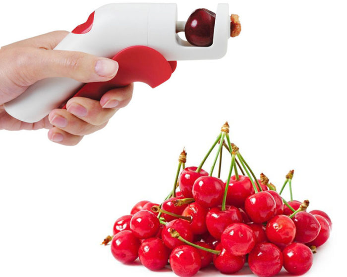 Cherry Pitter Seed Remover Kitchen Tool