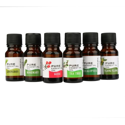 Essential Aromatherapy Oils Organic Diffuser