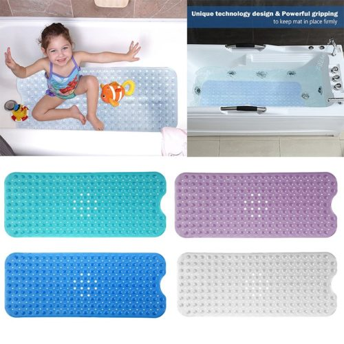 Non-Slip Bath Mat Suction Grip