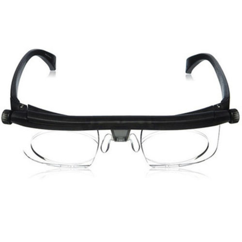 Adjustable Glasses Unisex Dial Vision Lens