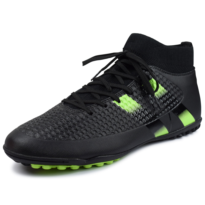 Soccer Football Shoes Ankle Sneakers