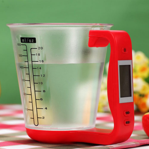 Digital Measuring Cup Kitchen Scale